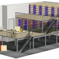 Mezzanine Concept