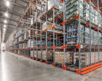 5 REASONS WHY CLIENTS ARE MOVING FROM DRIVE-IN RACKING TO RADIO SHUTTLES
